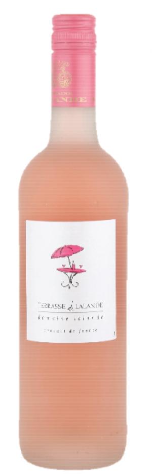 Terrasse de Lalande Rosé Pays D'OC