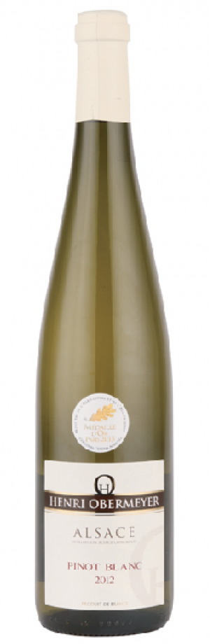 Alsace Pinot Blanc 2012