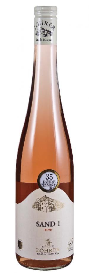 Zöhrer Sand 1 Rosé 2012