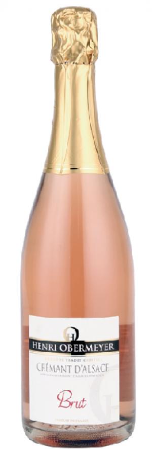 Cremant D'Alsace Brut Rosé