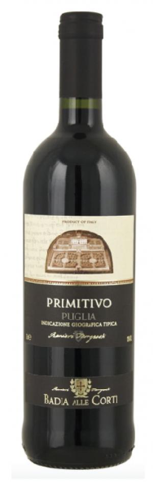 Primitivo Badia Alle Corti