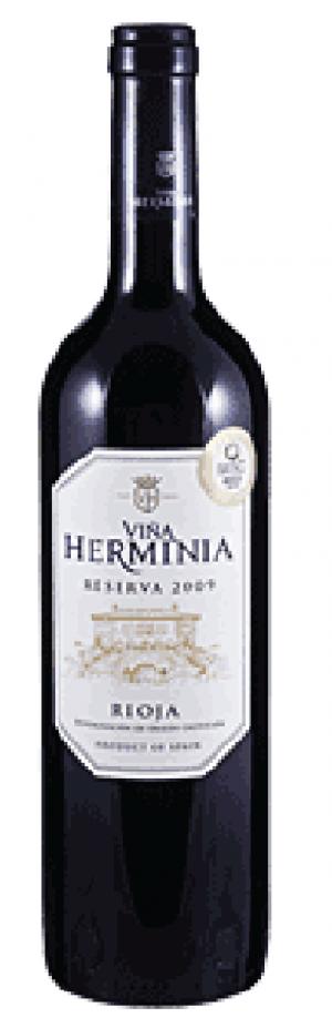 Vina Herminia Reserva 2009