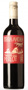 Terra Andina Velvety Merlot Central Valley