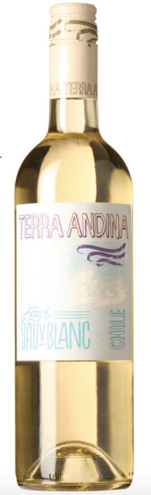 Terra Andina Fresh Sauvignon Blanc Central Valley