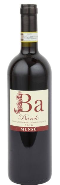 Ba - Barolo